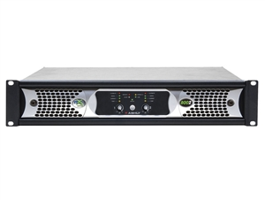 Ashly nXe8002 - Network Power Amplifier 2 x 800 Watts @ 2 Ohms