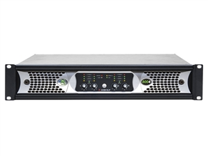 Ashly nXe8004 - Network Power Amplifier 4 x 800 Watts @ 2 Ohms