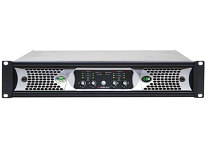 Ashly nXp1.54 - Network Power Amplifier 4x1,500W @ 2Ohms with Protea DSP