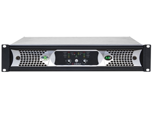 Ashly nXp3.02 - Network Power Amplifier 2x3,000W @ 2Ohms with Protea DSP