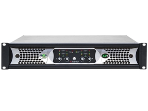 Ashly nXp3.04 - Network Power Amplifier 4x3,000W @ 2Ohms with Protea DSP