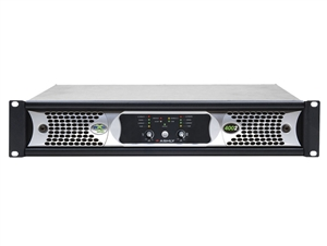 Ashly nXp4002 - Network Power Amplifier 2 x 400 Watts @ 2 Ohms with Protea DSP