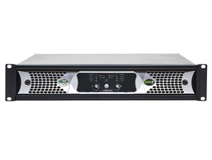 Ashly nXp8002 - Network Power Amplifier 2 x 800 Watts @ 2 Ohms with Protea DSP