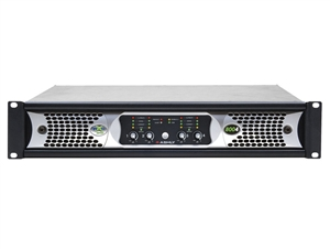 Ashly nXp8004 - Network Power Amplifier 4 x 800 Watts @ 2 Ohms with Protea DSP
