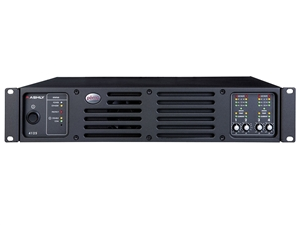 Ashly pema 4125.10 - pema Network Power Amp 4x125W @ 100V w/ 8x8 DSP Processor