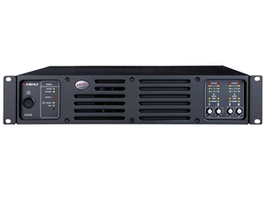 Ashly pema 4250.10 - pema Network Power Amp 4x250W @ 100V with 8x8 DSP Processor