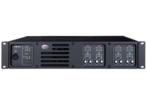 Ashly pema 8125.70 - pema Network Power Amp 8x125W @ 70V w/ 8x8 DSP Processor