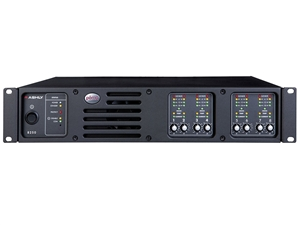Ashly pema 8250.10 - pema Network Power Amp 8x250W @ 100V with 8x8 DSP Processor