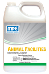 ANIMAL FACILITIES DISINFECTANT & CLEANER