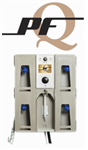 PRECISIONFLO #Q - WALL MOUNT CHEMICAL DISPENSING SYSTEM