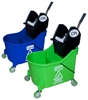 CPI Duo Divided Mop Bucket