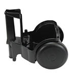 E-28008B-4 - REAR HOUSING FOR MIGHTY MITE USING MM BAG BLACK