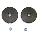 E-39260-288N - WHEELS, REAR 2PK W/BUSHINGS SC4570 106585 UPRIGHT