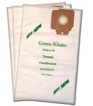 Tornado # CV30 HEPA Disposable Paper Bags