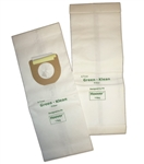 Green Klean Hoover Type Y Disposable Paper Bags