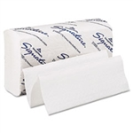 Georgia Pacific White Multifold Towels
