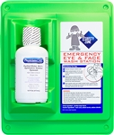 16 Oz Single Bottle Eye Wash Station