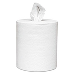 Kimberly Clark #KCC01032 White Centerpull Towels