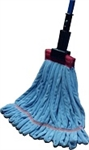 Large - Microfiber Synthetic Blend Wet Mop