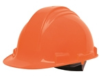 Safety Zone Orange Hard Hat