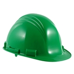 Safety Zone Green Hard Hat