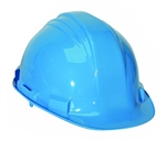 Safety Zone Blue Hard Hat