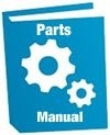 Power-Flite P52 To PF747VK Upright Vacuum Cleaner Parts Manual