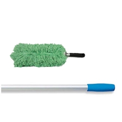 "PRO/CARE 12"" Microfiber Duster With Extendable Handle"