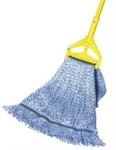 Large - 4-Ply Candy Stripe Finish Mop