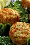 Salmon Pepperjack Cakes - $29.37 (4) 4 oz cakes