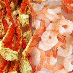Alaskan King Crab / P&D Shrimp