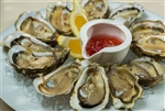 Oysters on the Half Shell - $39.87 for 24