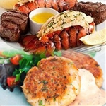 Surf-N-Turf / Crab Cakes