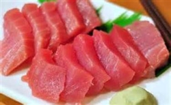 "Tuna Chunks - <span style=""color:#800000""> $29.16 for 2 lbs   *Save 25% Now! *</>"