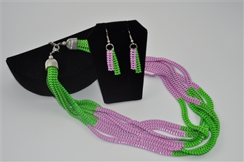 Multi-Chain Necklace Set