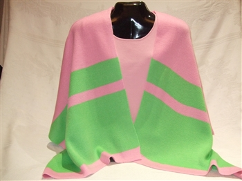 Pink_and_Green_Shawl_Wrap