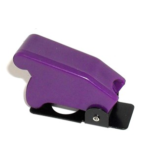 Purple Toggle Switch Safety Cover