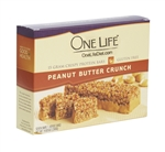 Crispy Peanut Butter Crunch Protein Bar