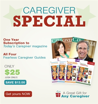 Fearless Caregiver Package