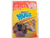 Nylabone Nylabone Edibles Natural NUBZ Dog Chews Chicken Medium Pouch 12pk