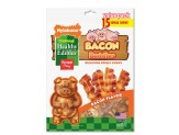 Nylabone Healthy Edibles Bacon Buddies Value 3 shapes 15pk