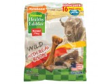 Nylabone Healthy Edibles Wild Bison Value Bag Small 16pk