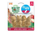 Nylabone Healthy Edibles Puppy Pals Blister Card 4ct