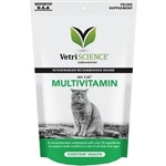 Vetri-ScienceCat Nucat Multi-Vitamin 30Ct