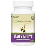 Pet Naturals Of Vermont Cat Daily Multi-Vitamin 60Ct
