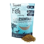 Vital Essentials Freeze-Dried Fish Toppers 6 oz