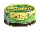 Earthborn Canned Cat Food Chicken Catcciatori 5.5oz  (Case of 24)