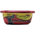 EarthBorn Holistic Tub Dog Food Pepper's Pot Roast Beef 8oz   (Case of 8)