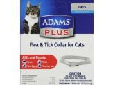 Adams Plus Flea & Tick Collar for Cats & Kittens