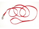 Coastal Single-Ply Nylon Leash Red 3/8X6ft